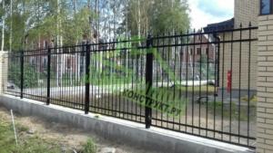 Заборконструкт. Секционный забор 2018