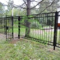 Сварные Ворота №8