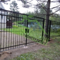 Сварные Ворота №6