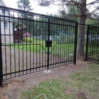 Сварные Ворота №3