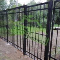 Сварные Ворота №4