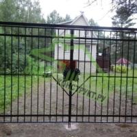 Сварные Ворота №2