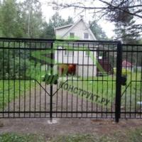 Сварные Ворота №1